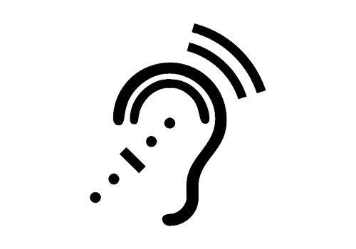 Individuellen VIP Horgeraten Logo